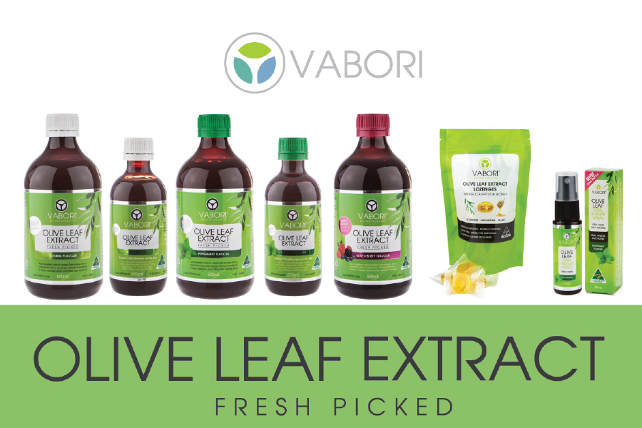 Olive Leaf Products
