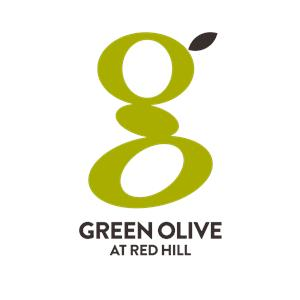 Green Olive at Red Hill